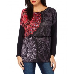 t-shirts tops blouses winter brand 101 idees 276 IN wholesale french