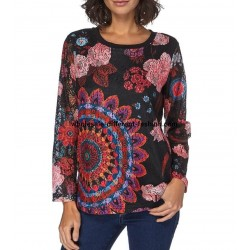 8cc5a1079d2 T-shirt top winter 101 idées 077W blouses and tops