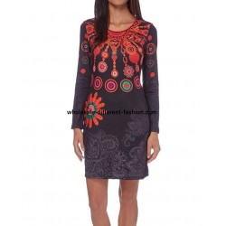 dress tunic winter 101 idées 006IN bohemian hippie clothing