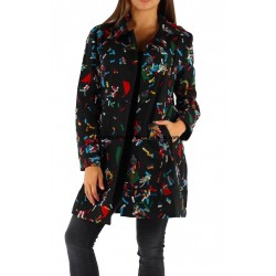 jackets coats winter brand dy design 12101 stockist desigual