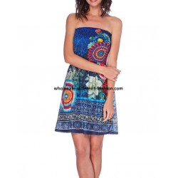 dress summer ethnic chic 101 idées 1624Y for boutiques clothing