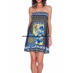 dress summer ethnic chic 101 idées 1642Y uk designer