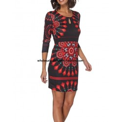 supplier paris Dress tunic ethnic winter 101 idées 404VVE
