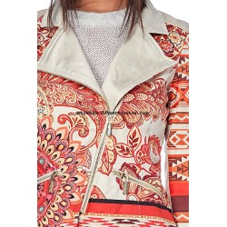 jacket print mid season 101 idées 320VE suppliers uk europe