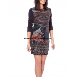 dress tunic sequins 101 idées 250W indispensable marks the difference