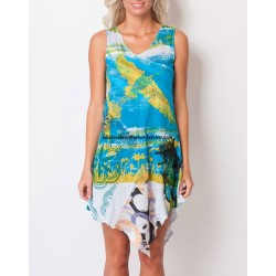tunic dress summer brand Dy Design 1390 for boutiques clothing