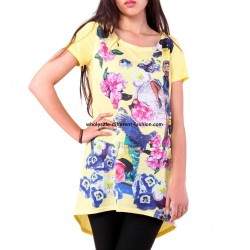 tshirt top summer brand 101 idées 8925 cheap wholesale clothing